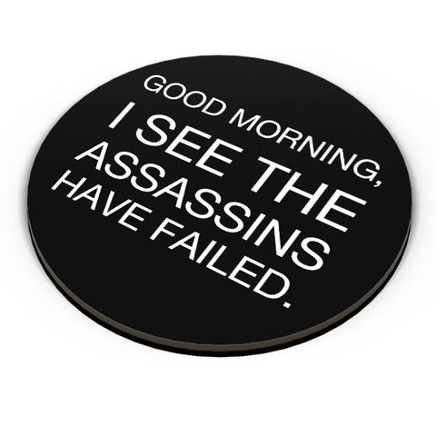 PosterGuy | Good Morning! Funny Fridge Magnet Online India by Harsh Arya