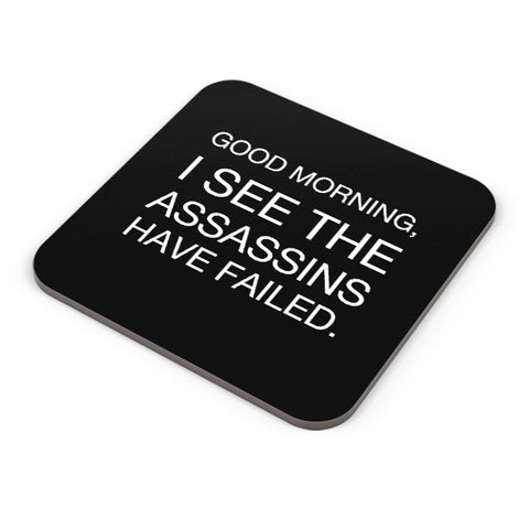 Buy Coasters Online | Good Morning! Funny Coaster Online India | PosterGuy.in
