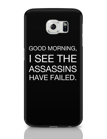 Samsung Galaxy S6 Covers | Good Morning! Funny Samsung Galaxy S6 Covers Online India