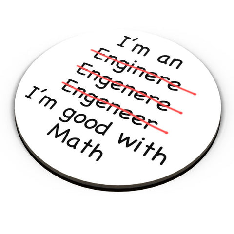 PosterGuy | I Am An Engineer! Funny Fridge Magnet Online India by Harsh Arya