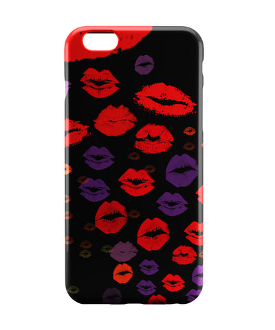 iPhone 6 Case & iPhone 6S Case | Quirky Lips Graphic Design iPhone 6 | iPhone 6S Case Online India | PosterGuy