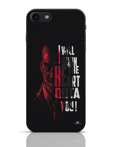 I Will Burn the Heart Outta You Jim Moriarty Sherlock Holmes iPhone 7 Covers Cases Online India