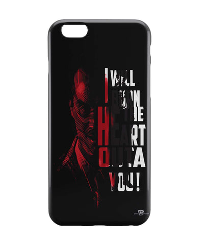 iPhone 6 Case & iPhone 6S Case | I Will Burn the Heart Outta You Jim Moriarty Sherlock Holmes iPhone 6 | iPhone 6S Case Online India | PosterGuy