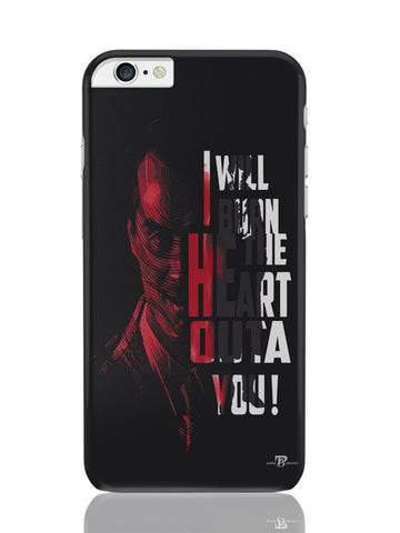 iPhone 6 Plus / 6S Plus Covers & Cases | I Will Burn The Heart Outta You Jim Moriarty Sherlock Holmes iPhone 6 Plus / 6S Plus Covers and Cases Online India
