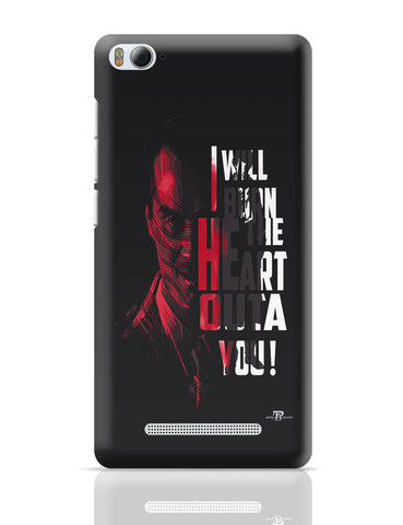 Xiaomi Mi 4i Covers | I Will Burn the Heart Outta You Jim Moriarty Sherlock Holmes Xiaomi Mi 4i Cover Online India