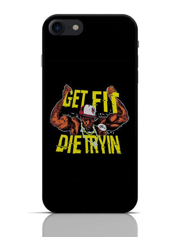 Get Fit or Die Trying 50 Cent iPhone 7 Covers Cases Online India