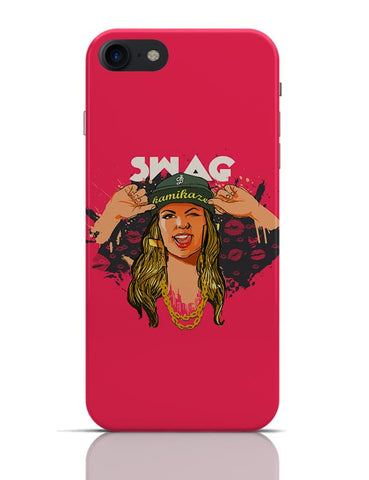 Swag Quirky Illustration iPhone 7 Covers Cases Online India