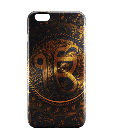 iPhone 6 Case & iPhone 6S Case | Ek Onkar Graffiti Religious iPhone 6 | iPhone 6S Case Online India | PosterGuy