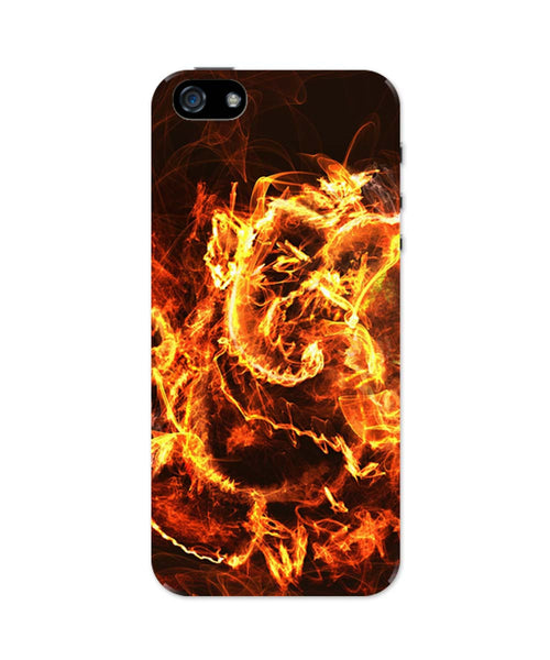 iPhone 5 / 5S Cases & Covers | Ganesh Ji Religious Fury Effect iPhone 5 / 5S Case Online India