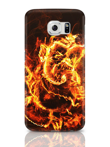 Samsung Galaxy S6 Covers & Cases | Ganesh Ji Religious Fury Effect Samsung Galaxy S6 Covers & Cases Online India