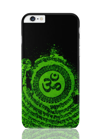 iPhone 6 Plus / 6S Plus Covers & Cases | Om Typography Illustration iPhone 6 Plus / 6S Plus Covers and Cases Online India
