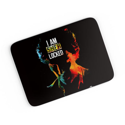 I Am Sherlocked Digital Art  A4 Mousepad Online India