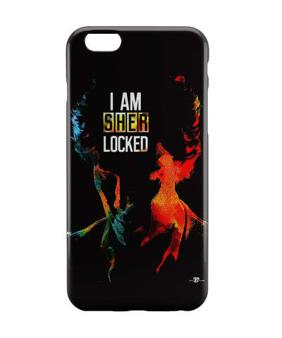 iPhone 6 Case & iPhone 6S Case | I am Sherlocked | BBC Sherlock iPhone 6 | iPhone 6S Case Online India | PosterGuy