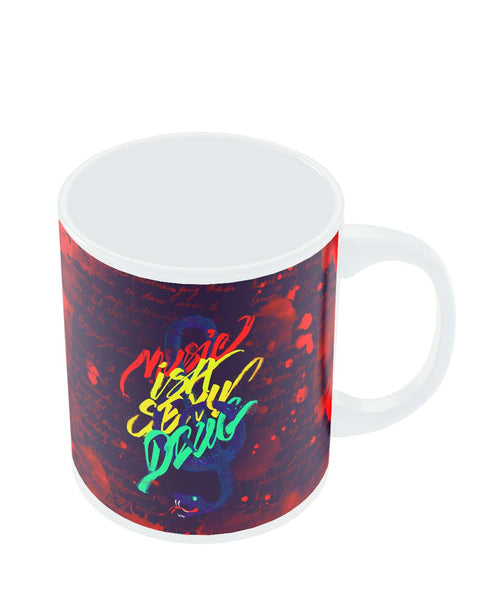 Coffee Mugs Online | Music Is A Sexy Drug Mug Online India