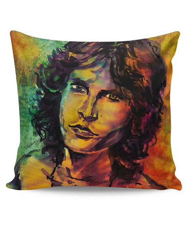PosterGuy | Jim Morrison Cushion Cover Online India