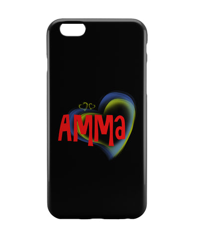 iPhone 6 Case & iPhone 6S Case | Amma Red iPhone 6 | iPhone 6S Case Online India | PosterGuy