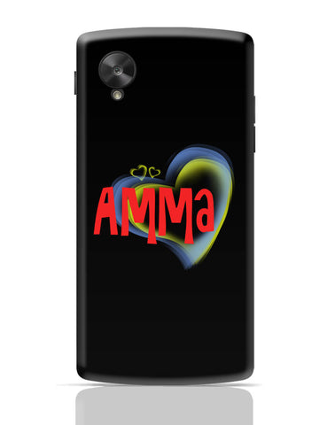 Google Nexus 5 Covers | Amma Pink Google Nexus 5 Cover Online India