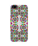 Geometric Circle Art iPhone 5 / 5S Case