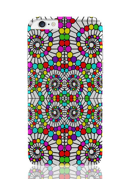 iPhone 6 Plus / 6S Plus Covers & Cases | Geometric Swirl Pattern Circle Art iPhone 6 Plus / 6S Plus Covers and Cases Online India