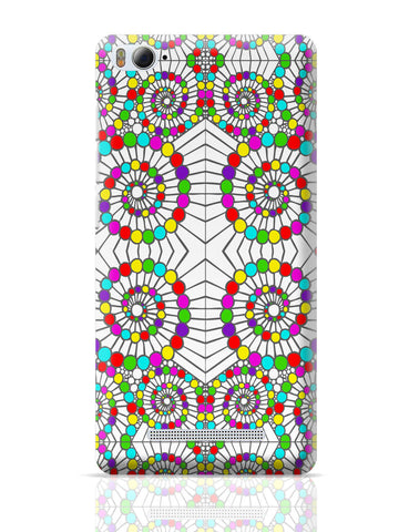 Xiaomi Mi 4i Covers | Mosaic Glass Xiaomi Mi 4i Cover Online India