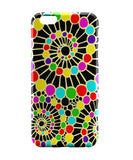 iPhone 6 Case & iPhone 6S Case | Geometric Circle Art Pattern (Black) iPhone 6 | iPhone 6S Case Online India | PosterGuy