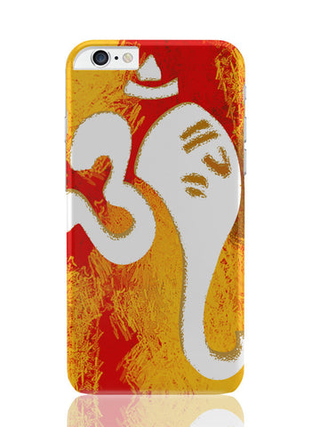 iPhone 6 Plus / 6S Plus Covers & Cases | Ganeshji In Om Art Illustration iPhone 6 Plus / 6S Plus Covers and Cases Online India