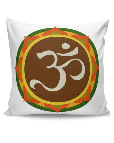 PosterGuy | Om Cushion Cover Online India