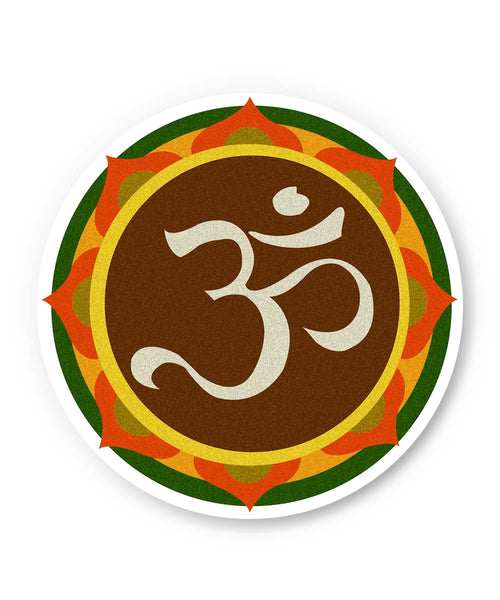 PosterGuy | Om Fridge Magnet 1443305119 Online India