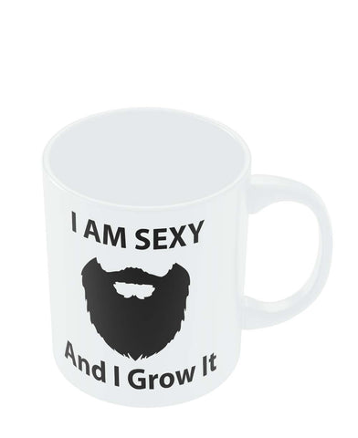 Mugs | I Am Sexy and I Grow It | Funny Mug Online India