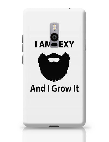 OnePlus Two Covers | I Am Sexy and I Grow It | Funny OnePlus Two Cover Online India