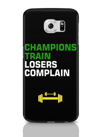 Samsung Galaxy S6 Covers & Cases | Champions Train Losers Complain Samsung Galaxy S6 Covers & Cases Online India