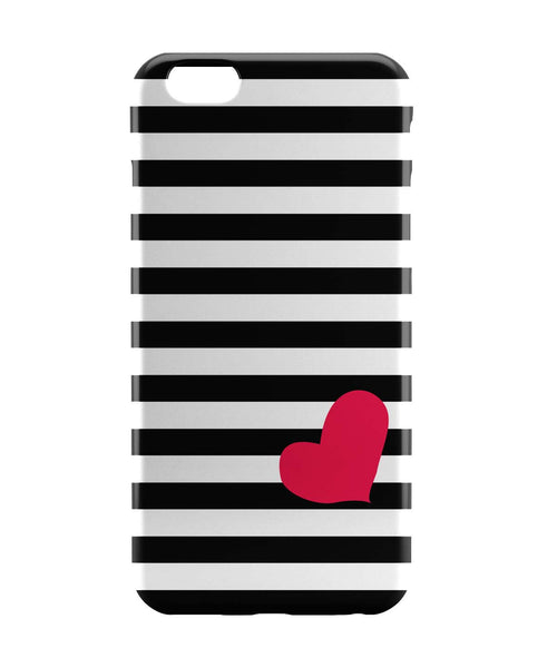 iPhone 6 Case & iPhone 6S Case | Love Stripes Pattern iPhone 6 | iPhone 6S Case Online India | PosterGuy