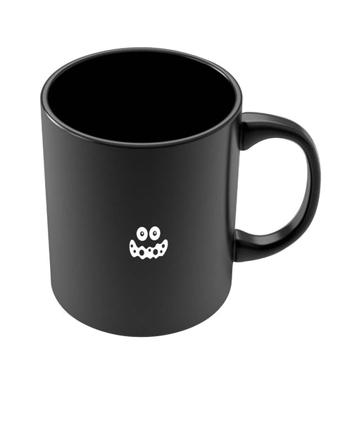 Coffee Mugs Online | Cute Monster Black Coffee Mug Online India