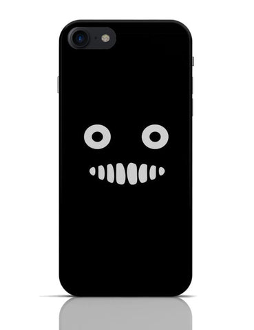 Cute Monster Funny Tooth iPhone 7 Covers Cases Online India