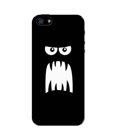 iPhone 5 / 5S Cases & Covers | Cute Scary Monster iPhone 5 / 5S Case Online India