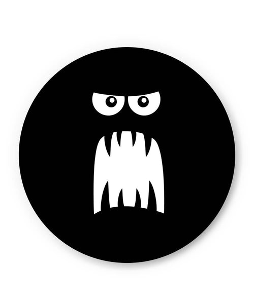 PosterGuy | Cute Scary Monster Fridge Magnet Online India by Shweta Paryani