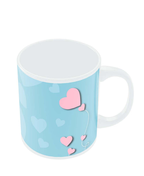 Coffee Mugs Online | The Heart String Mug Online India