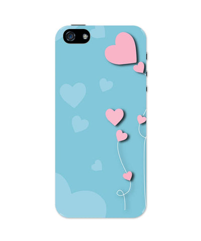 iPhone 5 / 5S Cases & Covers | The Heart String iPhone 5 / 5S Case Online India