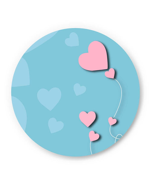 PosterGuy | The Heart String Fridge Magnet Online India by Shweta Paryani