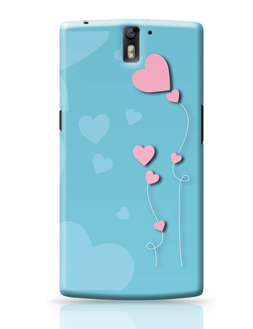 OnePlus One Covers | The Heart String OnePlus One Cover Online India