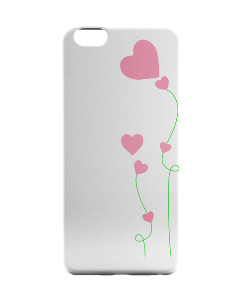 iPhone 6 Case & iPhone 6S Case | The Floating Heart String iPhone 6 | iPhone 6S Case Online India | PosterGuy