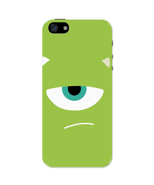 iPhone 5 / 5S Cases & Covers | Monster University Quirky iPhone 5 / 5S Case Online India