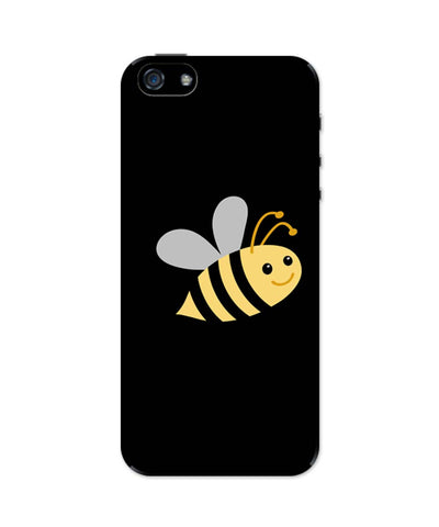 iPhone 5 / 5S Cases & Covers | The Happy Honeybee iPhone 5 / 5S Case Online India