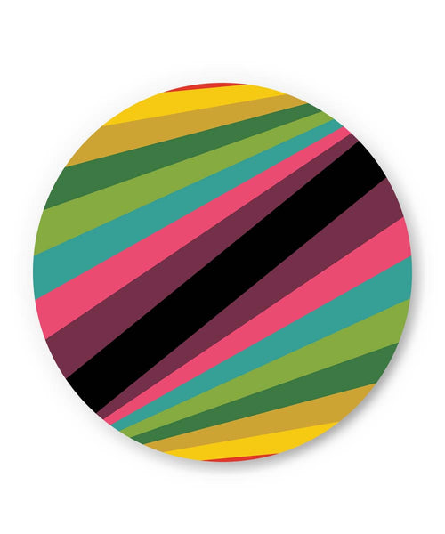 PosterGuy | Abstract Art Pattern Multicolored Fridge Magnet Online India by Shweta Paryani