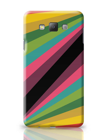 Samsung Galaxy A7 Covers | Abstract Art Pattern Multicolored Samsung Galaxy A7 Covers Online India