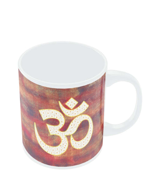 Coffee Mugs Online | Om Graphic Art Illustration Mug Online India