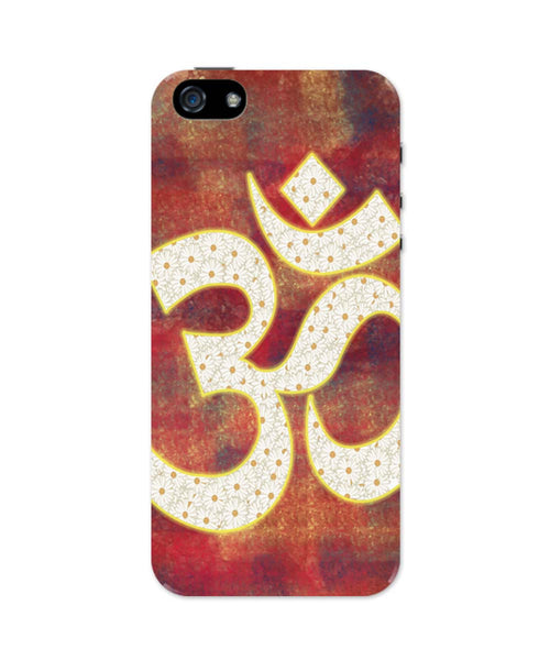iPhone 5 / 5S Cases & Covers | Om Graphic Art Illustration iPhone 5 / 5S Case Online India