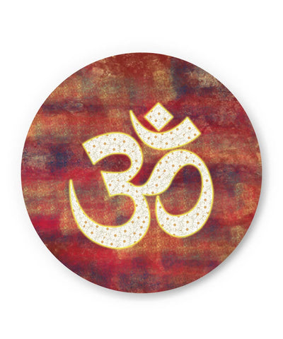 PosterGuy | Om Graphic Art Illustration Fridge Magnet Online India by Shweta Paryani