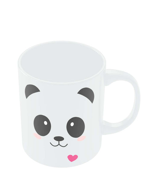 Coffee Mugs Online | Cute Panda Minimalist Mug Online India