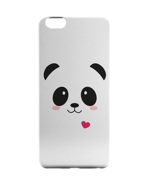 iPhone 6 Cases | Cute Panda Minimalist iPhone 6 Case Online India